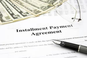 Installment Agreements
